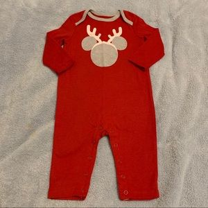 Disney Mickey Mouse Boys Size 6-9 months New